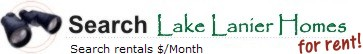 Search Lake Lanier Rental Homes